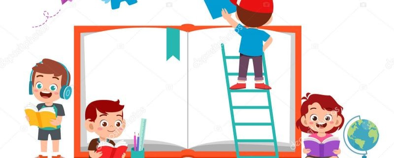 depositphotos_321127510-stock-illustration-happy-kids-read-book-and